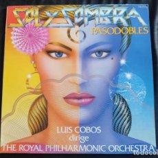 Discos de vinilo: SOL Y SOMBRA. LUIS COBOS. N. 168. Lote 293345343
