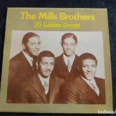 Discos de vinilo: THE MILLS BROTHERS. N. 169. Lote 293345658