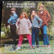 Dischi in vinile: LP MAMAS AND THE PAPAS GREATEST HITS N. 173. Lote 293347553