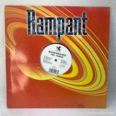 Discos de vinilo: LP - VINILO ASCENDANCE - TOO TOUGH - UK - AÑO 1995. Lote 293362793
