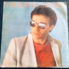 Discos de vinilo: 'MUSIC', DE F.R. DAVID. DISCO / DANCE. SINGLE VINILO 2 TEMAS. CBS. 1983.. Lote 293387103