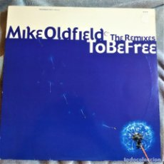 """Discos de vinilo: MIKE OLDFIELD – TO BE FREE (THE REMIXES), 2X12"""", ALEMANIA 2002, WEA– 0927 467750(VG+_VG+). Lote 293415453"""