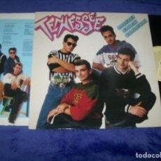 Discos de vinil: TENNESSEE - LLUEVE EN MI CORAZÓN - LP DE EMI 1991 ORIGINAL - REF. 090 79 6366 1 - BUEN ESTADO. Lote 293418048