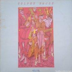 Discos de vinilo: DISCO GOLPES BAJOS. Lote 293420528