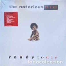 Discos de vinilo: THE NOTORIOUS BIG - READY TO DIE - 2XLP - AÑO 2021. Lote 293420988