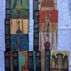 Discos de vinilo: DISCOS ,LOTE DE 100 DISCOS HISTORIA DE LA MUSICA CODEX ,IDEAL COLECCIONISTAS. Lote 293423183