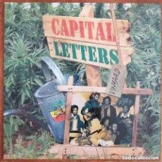 Discos de vinilo: CAPITAL LETTERS - VINYARD (LP). Lote 293430433