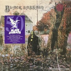 Discos de vinilo: LP BLACK SABBATH VINILO HARD ROCK STONER METAL. Lote 184183747