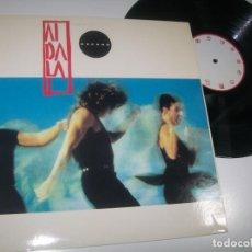 Discos de vinilo: MECANO - AIDALAI ..LP DE BMG ARIOLA DE 1991 ..1ª EDICION - PRIMER PRENSAJE A LA VENTA ..3181 2-RL. Lote 293442978