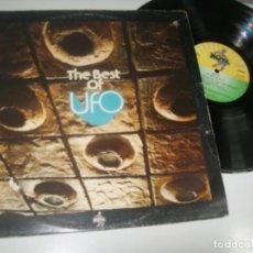 Discos de vinilo: UFO - THE BEST OF UFO - NOVA ..LP DE GERMANY 1973 - 10 GRANDES EXITOS - MUY RARO Y DIFICIL. Lote 293449733
