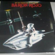 Discos de vinilo: BARON ROJO - EN UN LUGAR DE LA MARCHA DE 1985 ..LP DE NUEVA EDICION - PRECINTADA - REMASTERD -180 G. Lote 293450428