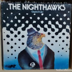 Discos de vinilo: THE NIGHTHAWKS - SKANK IT UP LP 1980 SKA 2 TONE DESDE MUNICH -RARA EDICION ESPAÑOLA. Lote 293461908