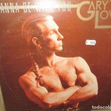 Discos de vinilo: GARY LOW - I WANNA BE WITH YOU - MAXI ITALO DISCO 1986. Lote 293496663