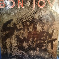 Discos de vinilo: BON JOVI SLIPP? 1986 LP. Lote 293496808