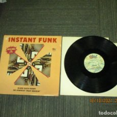 Discos de vinilo: INSTANT FUNK - HARD DAYS NIGHT - MAXI - SPAIN - SALSOUL RECORDS - IBL -. Lote 293505983