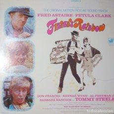 Discos de vinilo: FRED ASTAIE Y PETULA CLARK BANDA SONORA DE LA PELÍCULA FINIANS RAINBOW LP EDITADO EN USA POR EL...... Lote 293506528