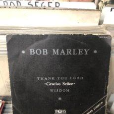 Discos de vinilo: BOB MARLEY THANK YOU LORD GRACIAS SEÑOR. Lote 293550933