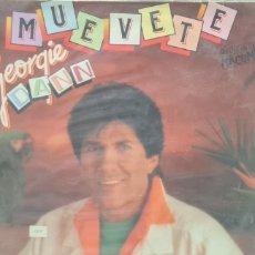 Discos de vinilo: LP. GEORGIE DANN. MUÉVETE.. Lote 293561713