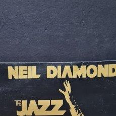 Discos de vinilo: LP. THE JAZZ SINGER. NEIL DIAMOND.. Lote 293563463