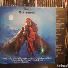 Dischi in vinile: JIM STEINMAN - BAD FOR GOOD - LP + EP. Lote 293598588
