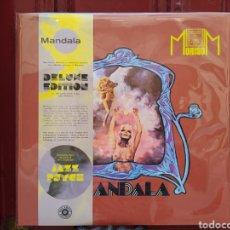 Discos de vinilo: MANDALA - MANDALA. LP VINILO NUEVO PRECINTADO. RARE BRAZILIAN JAZZ. Lote 293614268