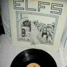 Discos de vinil: ELFS - 1 - LP VINILO - OPEN RDS 1984 - RARE SPAIN VINYL LP - POKORA 6001 3 STARS. Lote 293626653