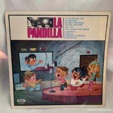 Discos de vinilo: LP VINILO LA PANDILLA.. Lote 293627108