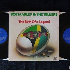 Discos de vinilo: LOTE VINILOS BOB MARLEY. Lote 293637788