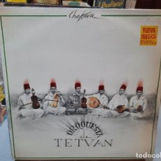 Discos de vinilo: CHEKARA CON LA ORQUESTA TETUAN - LP. SELLO ARIOLA 1984. Lote 293639338