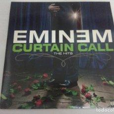 Discos de vinilo: EMINEM/CURTAIN CALL-THE SINGLES/DOBLE LP.. Lote 293641638