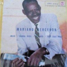 Discos de vinilo: MARIANO MERCERÓN Y SU ORQUESTA EP SPAIN 1961. Lote 293653658