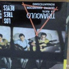 Discos de vinilo: LOS TRES REYES TRIANGULO EP SPAIN. Lote 293653788