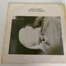 Discos de vinilo: VINILO DE 1975 KEITH JARRETT. THE KOLN CONCERT.BUEN ESTADO,VER FOTOS.4,36 ENVÍO CERTIFICADO.. Lote 293657513