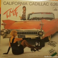 Discos de vinilo: CALIFORNIA CADILLAC 6:26. Lote 293658748
