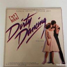 """Discos de vinilo: VINILO DE 1987 DIRTY DANCING """"THE TIME OF YOUR LIFE"""", BUEN ESTADO, VER FOTOS.4,36 ENVÍO CETIF.. Lote 293658798"""
