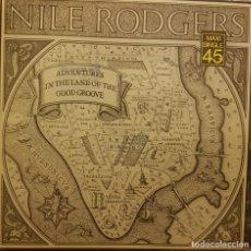 Discos de vinilo: MILE ROGERS. Lote 293660998