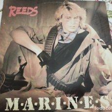 Discos de vinilo: REEDS – MARINE.1986. IL DISCOTTO PRODUCTIONS – ART 1068. NUEVO. MINT / VG+. ITALO DISCO. Lote 293661698