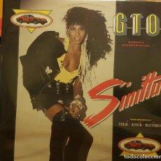 Discos de vinilo: SINITTA - GTO. Lote 293663613