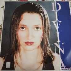 "Discos de vinilo: DIVINA – HOT STUFF FEVER.1986. LOMBARDONI PUBLISHINGS – LMB 017 (12"").NUEVO. MINT/ NM. ITALO DISCO. Lote 293666058"