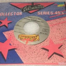 Dischi in vinile: SINGLE THE CLEFTONES - HEART AND SOUL - FOR SENTIMENTAL REASONS - COLLECTABLES - PEDIDO MINIMO 7€. Lote 293690278