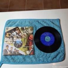 Discos de vinilo: MS-1. LOS MUSTANG - OBLADI, OBLADA / NO HAY MÁS QUE VER, EMI - 1 J-006-20.012, ESPAÑA 1969.. Lote 293699248
