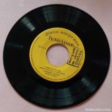 Discos de vinilo: DISCO SORPRESA FUNDADOR : CUANDO DIGO QUE TE AMO - MELACHOLIE - BANG BANG - ESTAS BOTAS SON PARA CAM. Lote 293713348