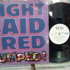Discos de vinilo: RIGHT SAID FRED. BUMPED. TUG RECORDS 1993, REF. 12 SNOG 7 -- LP. Lote 293737068