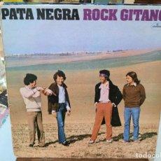 Discos de vinilo: PATA NEGRA - ROCK GITANO - LP. SELLO MERCURY 1982. Lote 293749543