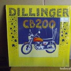 Discos de vinilo: DILLINGER --- CB200. Lote 293752278