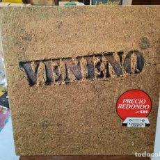 Discos de vinilo: VENENO - LOS ANIMALES, LA MUCHACHITA, INDIOPOLE, LOS DELINCUENTES, ... - LP. SELLO CBS 1982. Lote 293752743