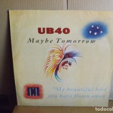 Discos de vinilo: UB 40 --- MAYBE TOMORROW - MAXI SINGLE. Lote 293760168