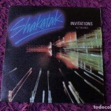 """Discos de vinilo: SHAKATAK – INVITATIONS,VINILO ,7"""" SINGLE 1982 SPAIN 20 59 549. Lote 293774643"""