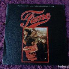"Discos de vinilo: IRENE CARA – FAME,VINILO ,7"" SINGLE 1983 SPAIN 20 90 450. Lote 293776608"