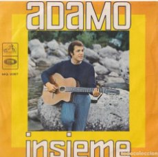 Discos de vinilo: ADAMO - INSIEME (EDITADO EN ITALIA). Lote 293778423